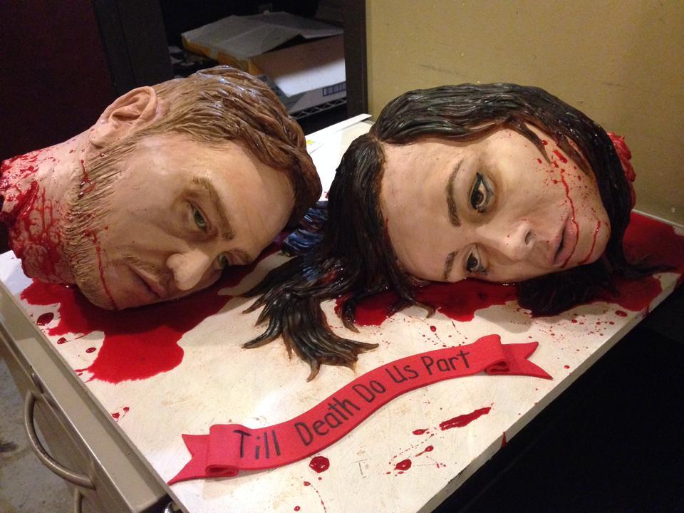 Торт самый страшный в мире