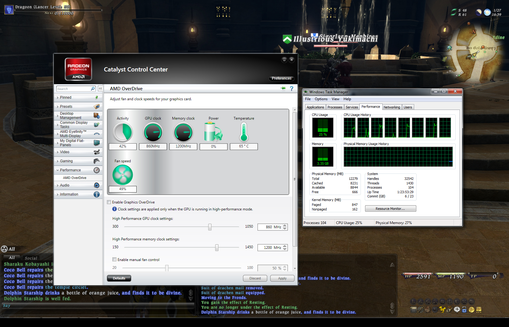 CPU / GPU underutilized