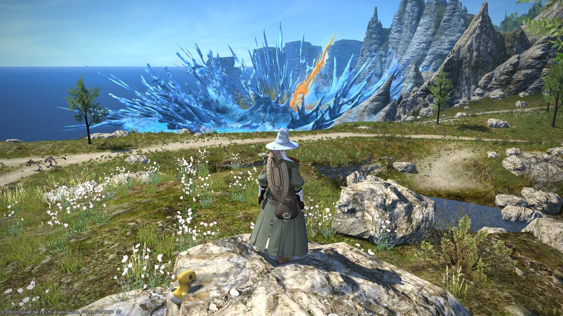 shidobu ffxiv limsa through tonight well screenshots lifted phase beta