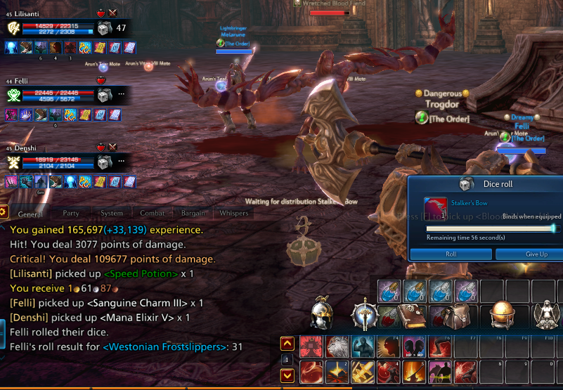 greatguardian games damage blast flame pulse void even wasnt moar time tera thread