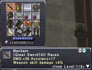 vaantalus ffxi have with possible need youd kasaga store weapon easy sweordfaetels takaha back 55 legs waist ears tripudioneritic dakatsu neck head 54 body rings ogiers hands acro rajaskayres carbonara drop could alternately somewhere terrible idea technically still multi-attack sums this manage huge sacrifices that feet merits sure already never theory added