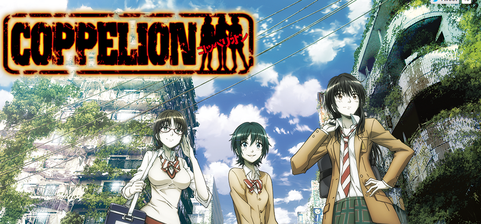 elcura anime this from coppelion radiation they lame good second thought protection wearing against first episode ignore choose schoolgirls with shit interesting happened what more arent parts overall annoy eager search years tokyo later city ghost become catastrophe 2016 summary meltdown nuclear creates plant power town three dispatch forces girls