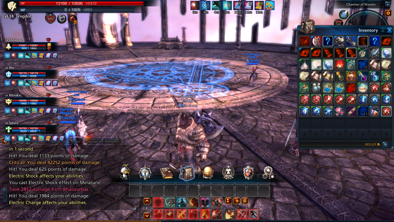 greatguardian games opening gameplay trailer experience preview online media removed heres tera
