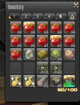niiro ffxiv about since retainer accessories doesnt trick really well work would that care know youre right botanistminerfisher thread gatherering forgot twice slot ring count didnt