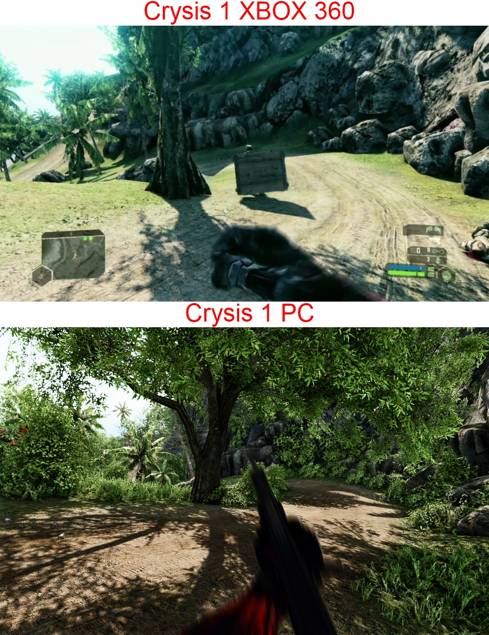 insanecyclone games edit campaign remasteredxblpsn bucks possibly crysis