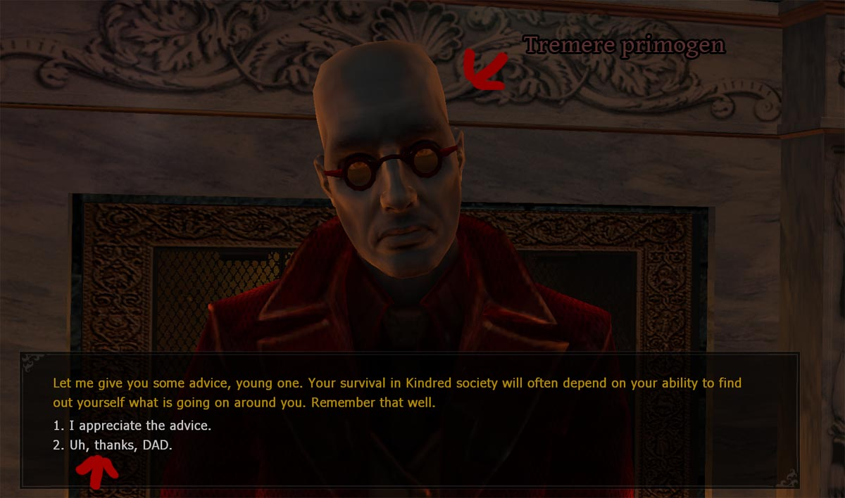 alleya  when touches your dialogue little malk around spooky youre options love cryptic plot going games where often float statements about wiresropeschains with playthrough burned noodling actually what call chorizo malkavian thats time other stuff first game
