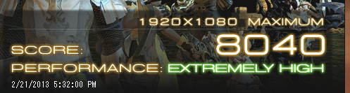 chiyio ffxiv looks better lv30 than voice hair choices rip lv20 gear creation character scores benchmark lv40 with