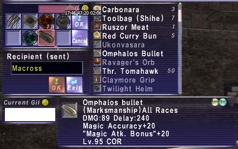 macross ffxi less everything else swordstaff discussion 60-70 voidwatch