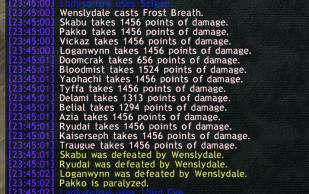 wenslydale