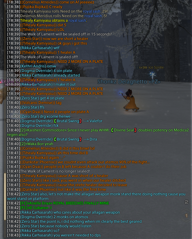 judai ffxiv they duty that fail right unless enter away going gear chests some months raid when until anyway month feel like doesnt argument type replace still every give fucking time likely youre have which much since just been even released major something i340 hasnt this weight changes early into last tier