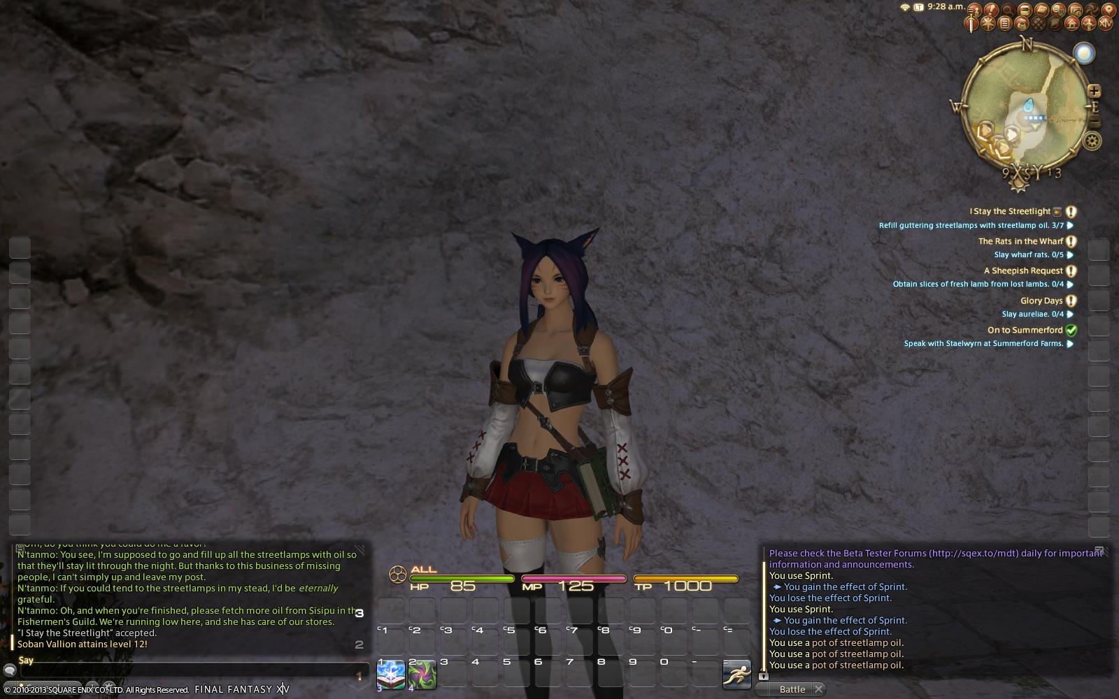 sephyuyx ffxiv make petbar command toggle your visibility pictures remember anyone post know