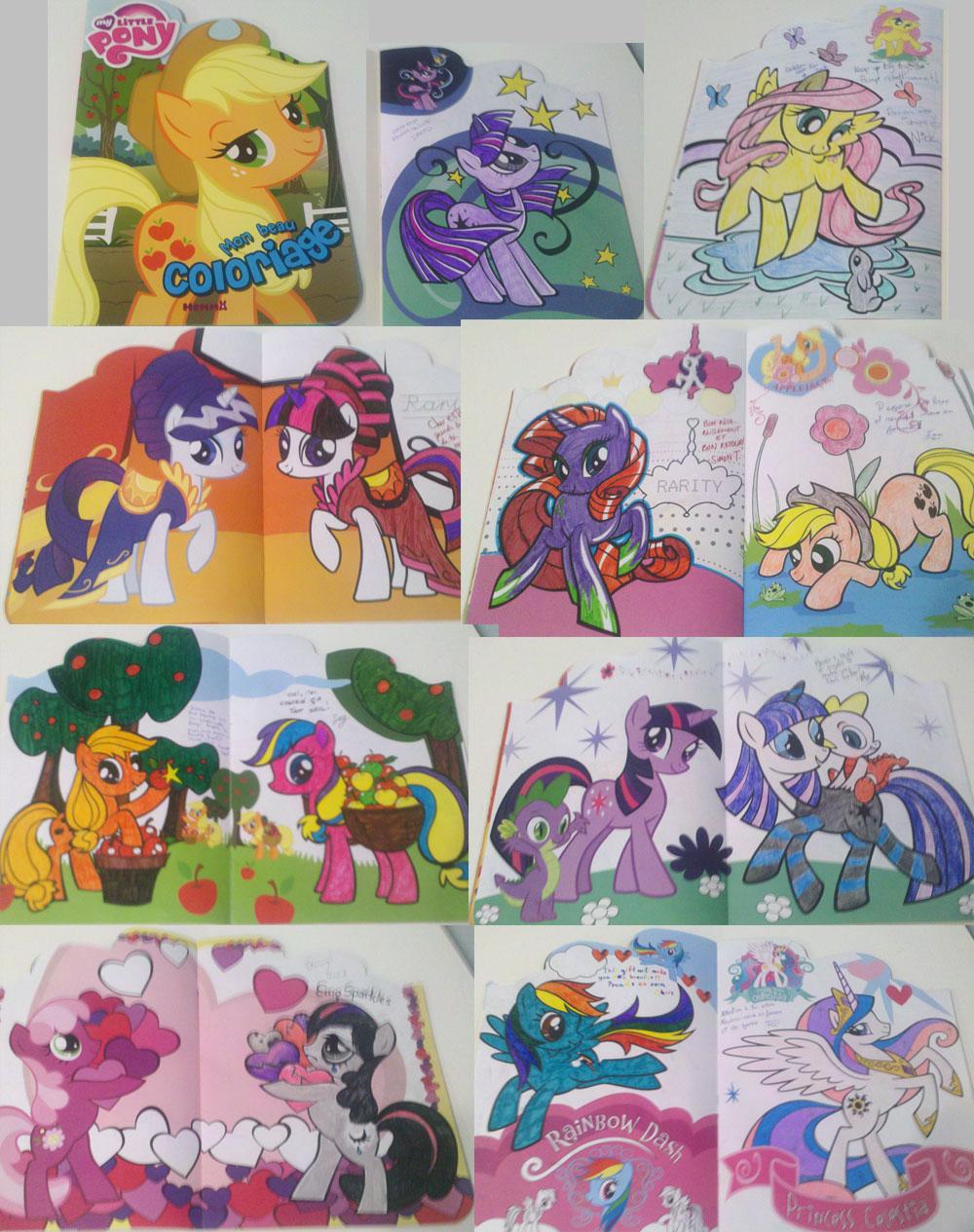 ragns ponies