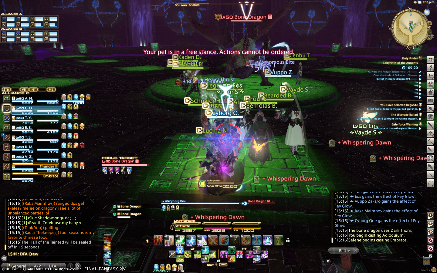 bardlet ffxiv make petbar command toggle your visibility pictures remember anyone post know