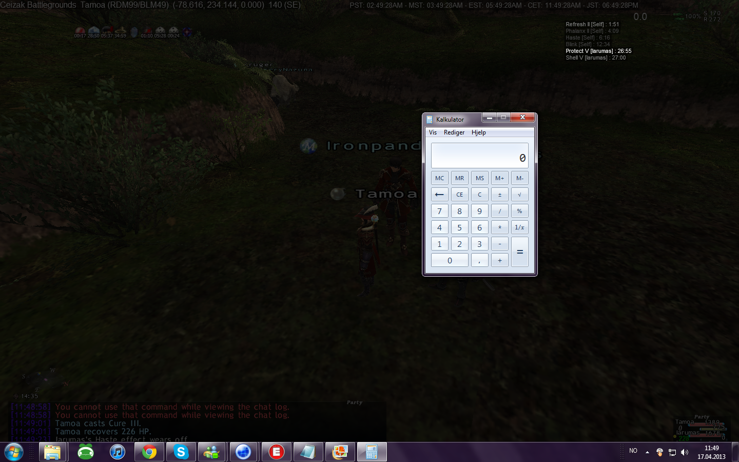 mairja ffxi anything dont since messed with according they windowers what regardless 292fps while counter stays been unlimited config isnt support discussion windower then think would