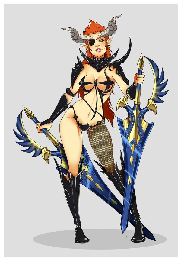 gulkeeva games much tera forum keeping actually going hate cant thing also think fanart into gulks that catgirls only