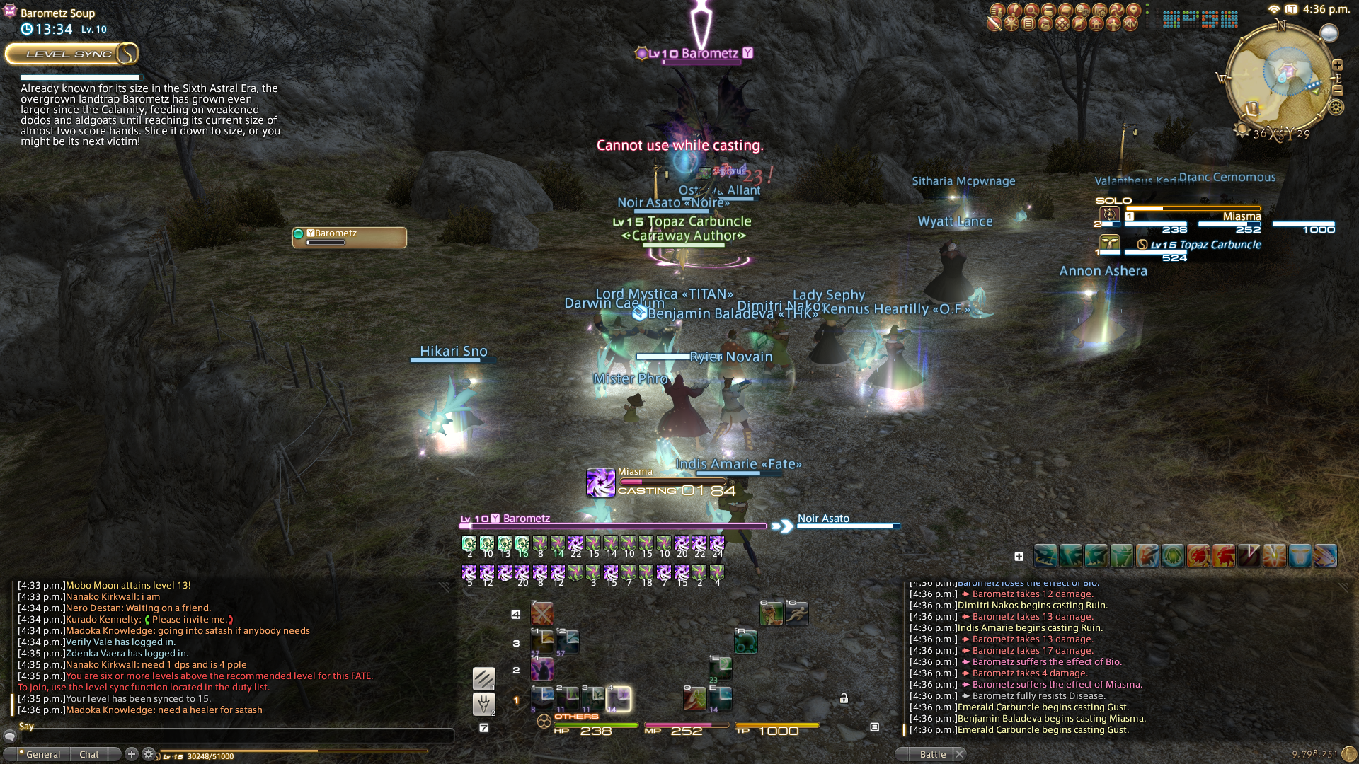 carraway ffxiv make petbar command toggle your visibility pictures remember anyone post know