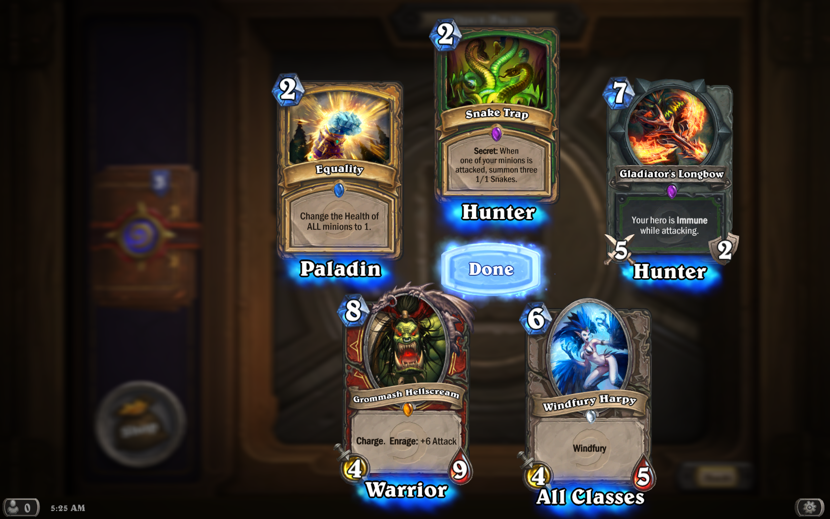 intrinsic games easy super with cheese decks heroic beating naxx here brag about hearthstone