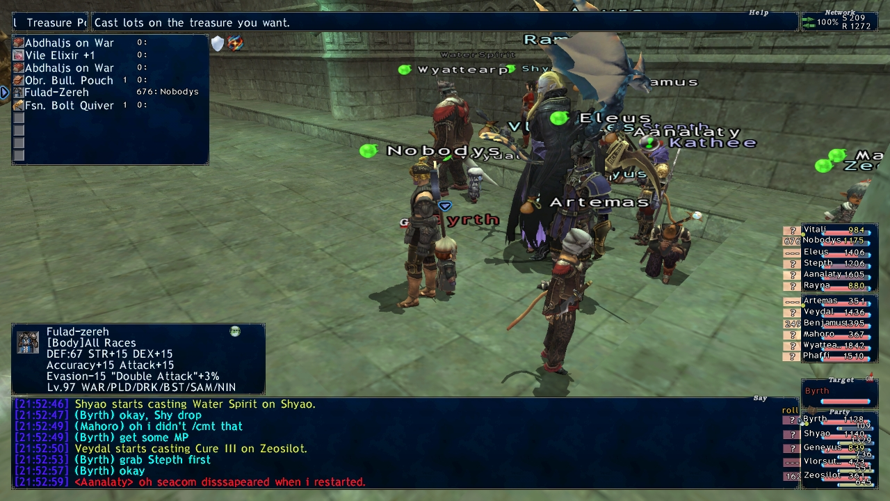 byrthnoth ffxi your knickers edit zero idea works before twist rage response typing while have just chew this share hear elaborate please love info strategies example three mobs legion hate that around fact