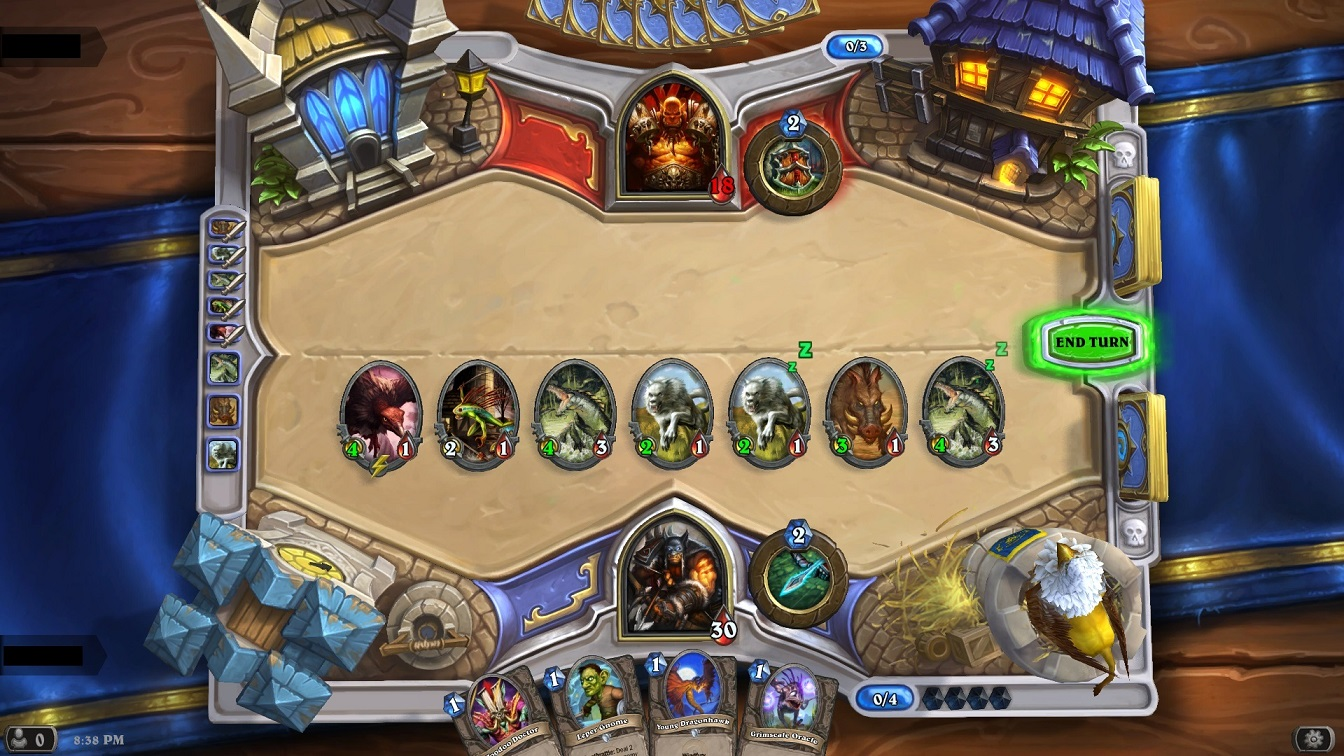 kachiko games easy super with cheese decks heroic beating naxx here brag about hearthstone