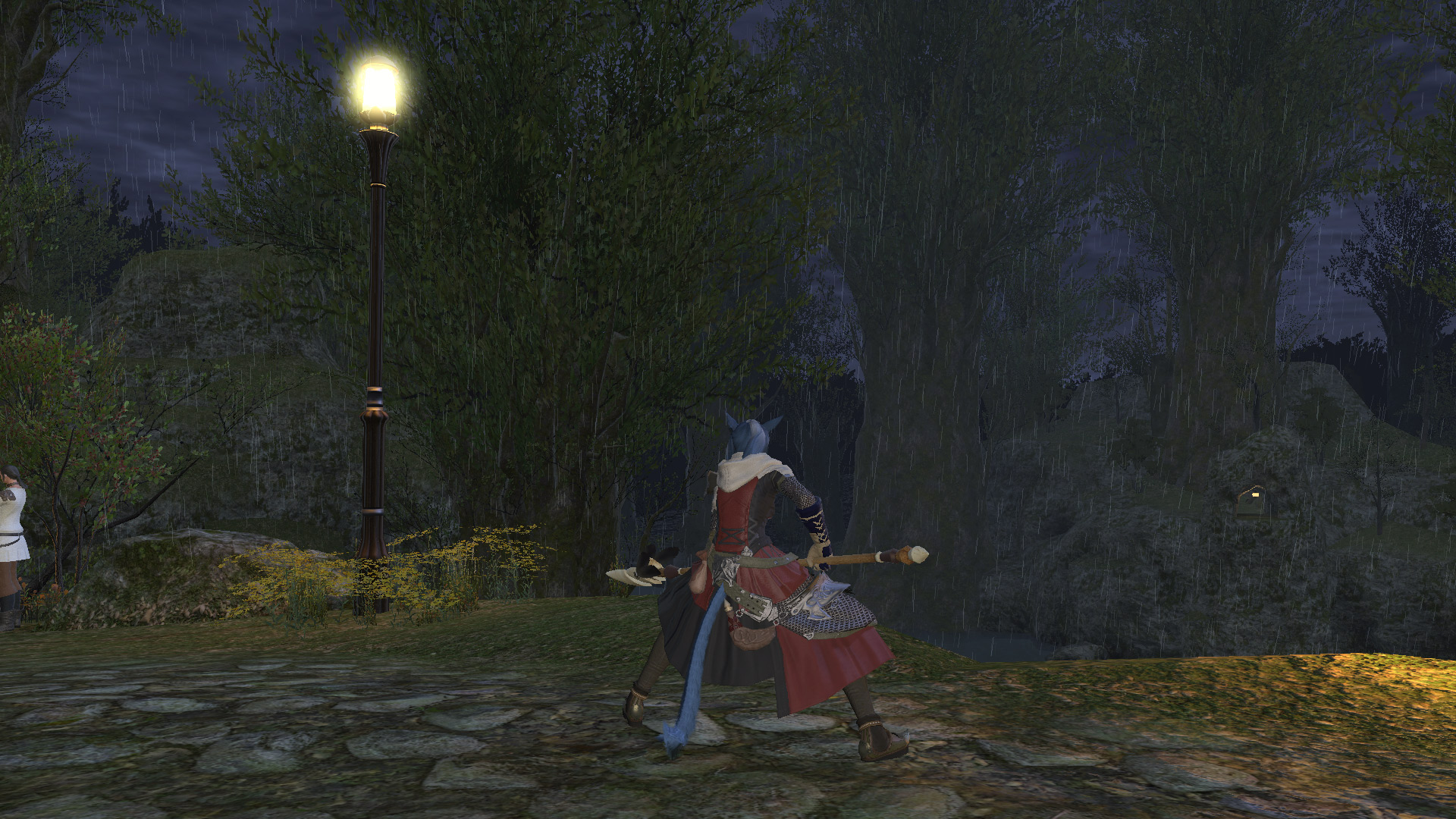 leashedragon ffxiv limsa through tonight well screenshots lifted phase beta