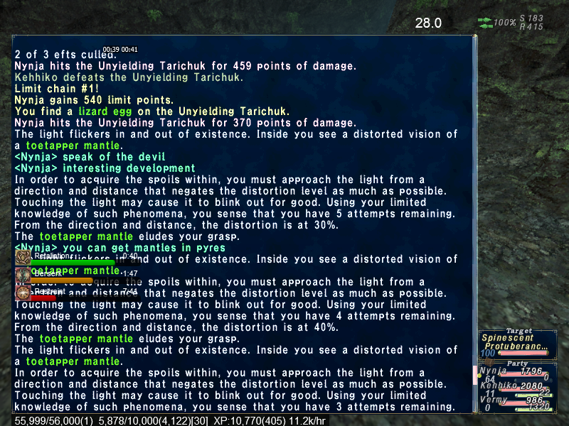 nynja ffxi this which neither happened since update version 07082013 wins mantle discussion digging contest