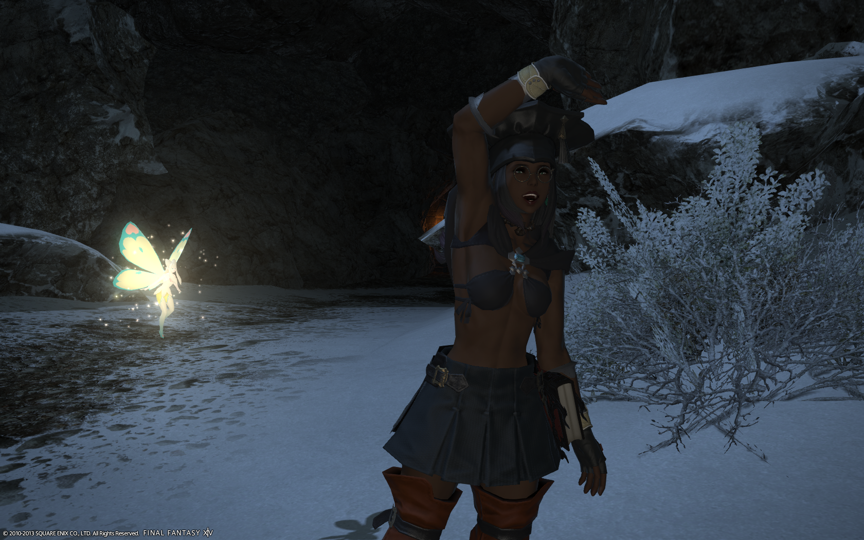 charismatic  something titans mods spam server also attack ff14