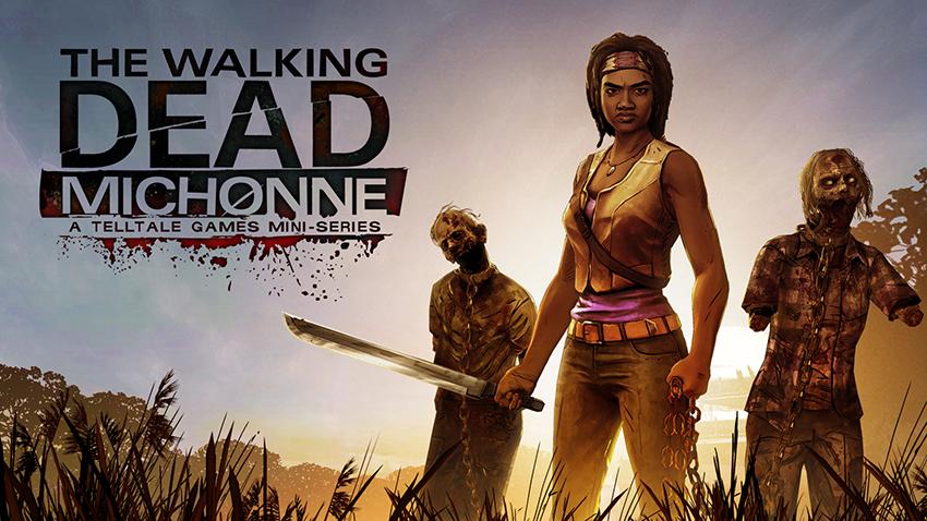 The Walking Dead: Michonne (PC/Mac/PS4/XB1/PS3/360/Mobile)