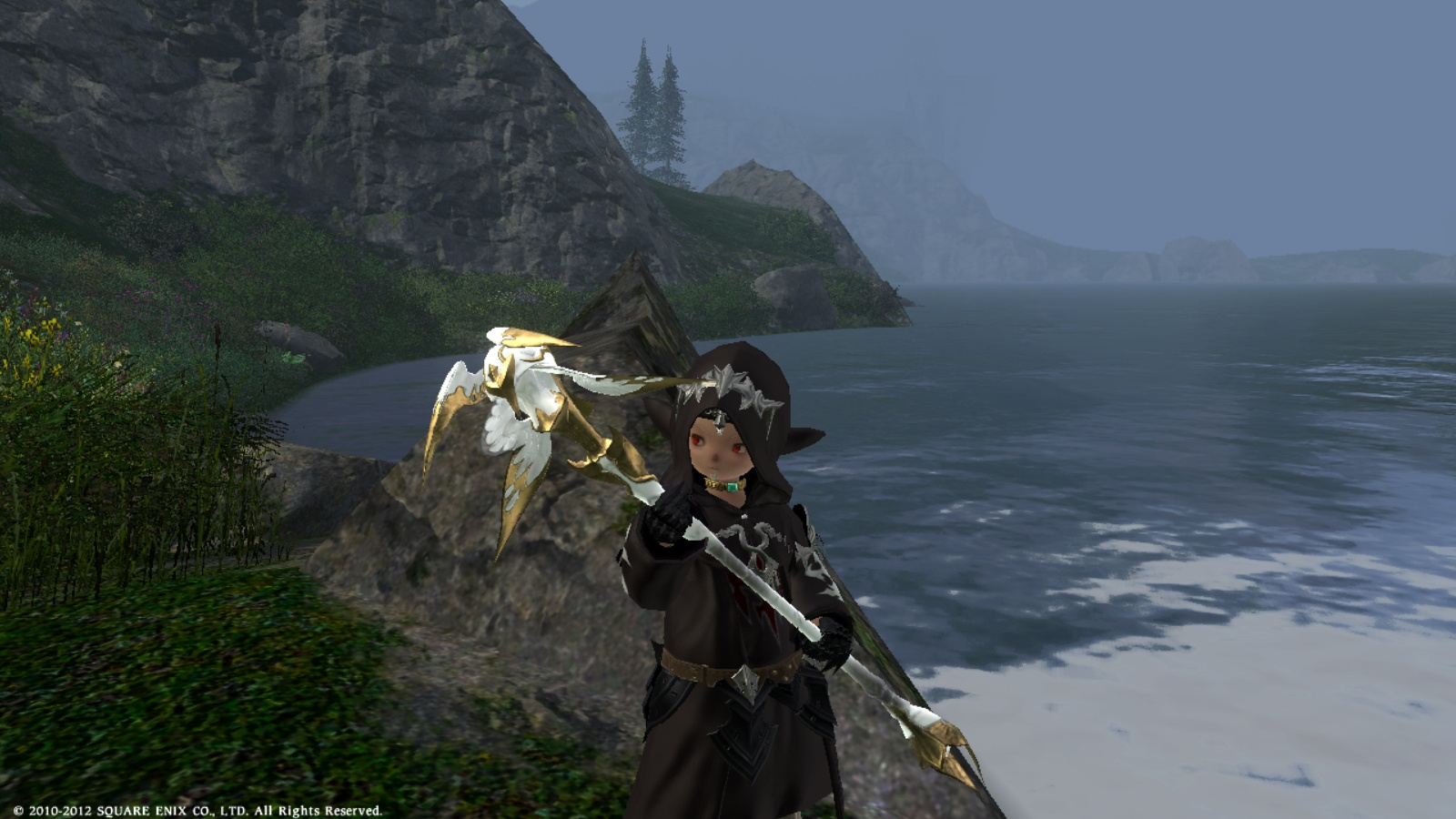 enygma55  over thread relic weapon completed