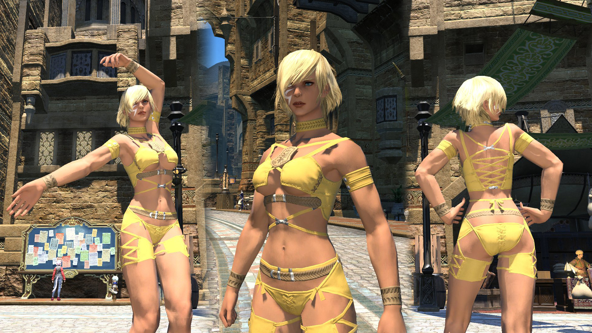 rowe ffxiv limsa through tonight well screenshots lifted phase beta decisions character huge left spoilered plans returning launch players
