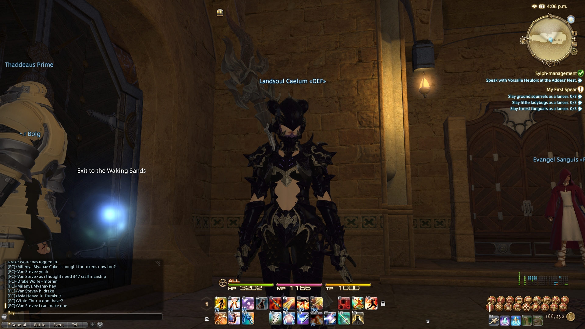landsoul ffxiv make petbar command toggle your visibility pictures remember anyone post know