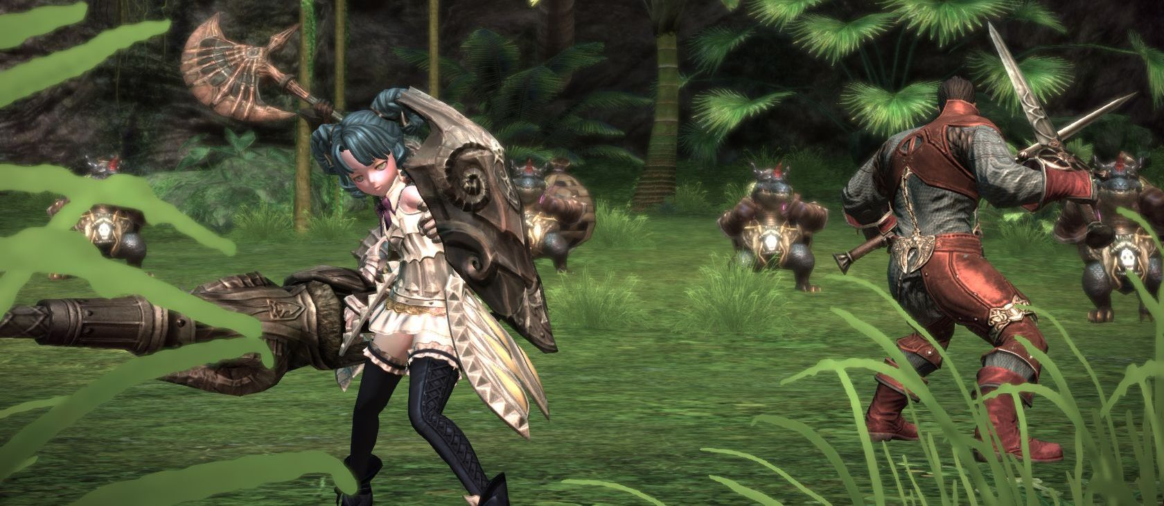clave games opening gameplay trailer experience preview online media removed heres tera