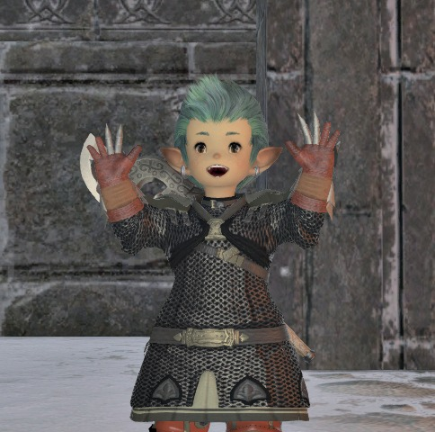 isawa ffxiv yeah thread picture cute lalafell