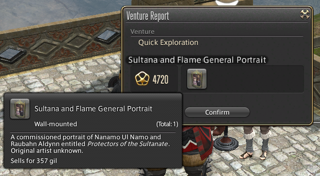 rokku ffxiv retainer continues long lost death upon compendium useful pugs out-dps sanction will never