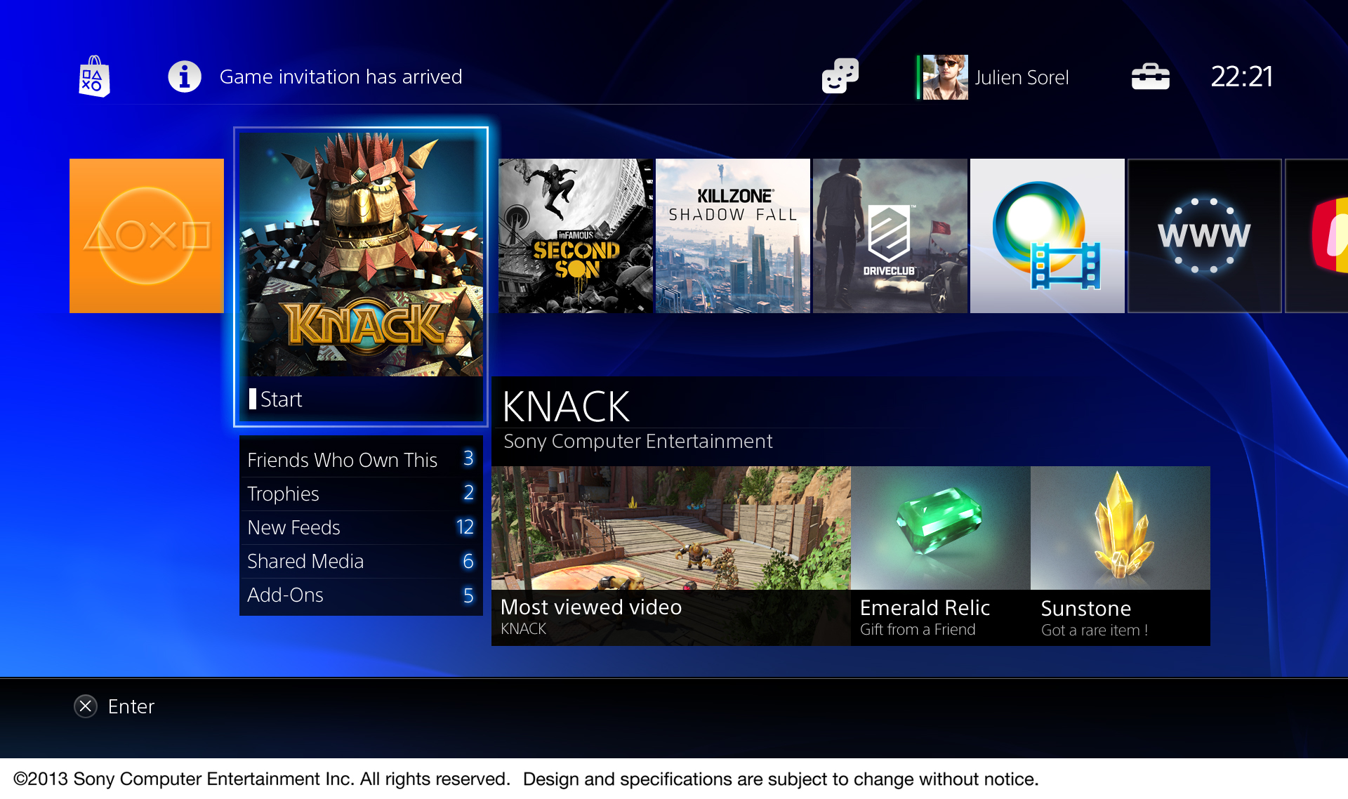 6souls games with dsee upscaled non-flac flac support 360-degree psvr photos video updated media menu dollar talkback 299 399 playstation double-double player