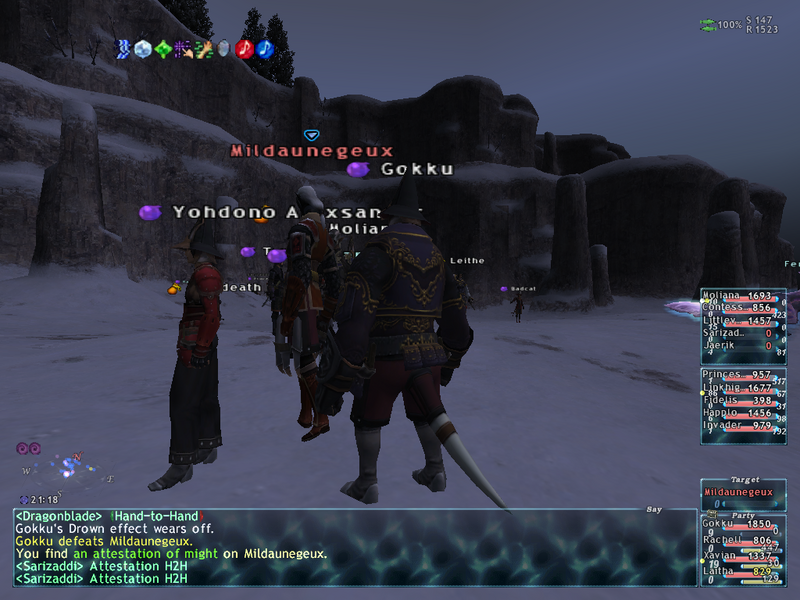 gokku ffxi doing this that comes love down proph also caliburn grats tool shame like prophett moirai leviathan list relicmythic weapons seems completed known time long forever
