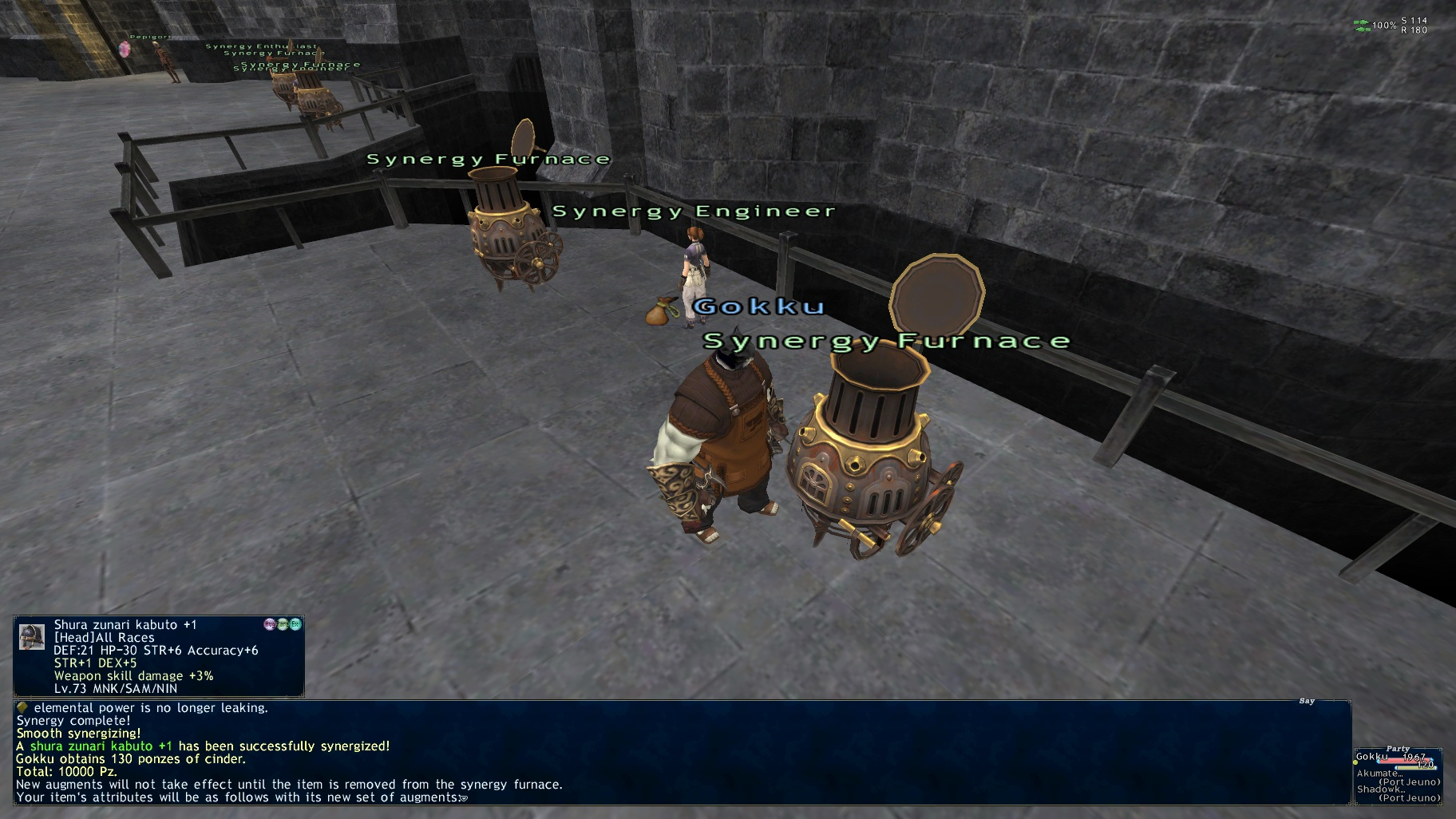 gokku ffxi augment with stone after shit your breaking ended posted whats augments nekodance overshooting wiki magic attack bonus decided skirmish show augmented items staff post went today lucky