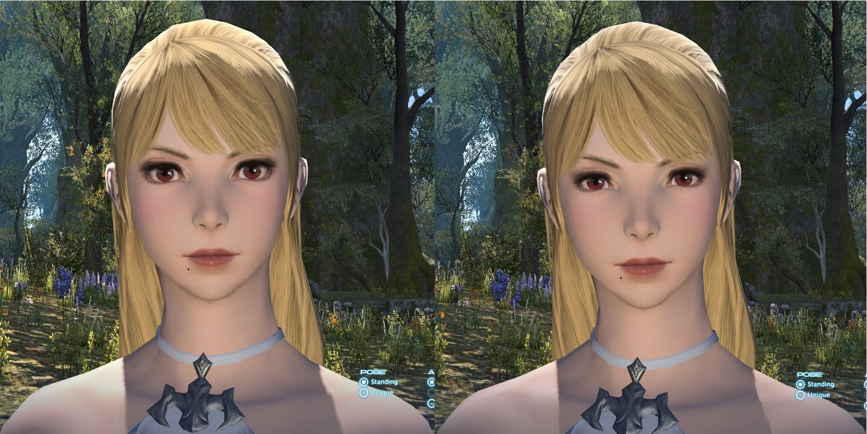 kachiko ffxiv this hair ffxi character like color what green more help pinkish look akin cause laughing stop cannot eyesmouth expression website official best here found also actually match recreating grown accustomed quite personally pictures your benchmark going heres style just char post slightly darker edit2 pinkredish