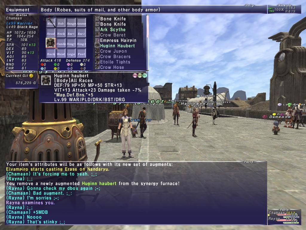 chamaan ffxi augment with stone after shit your breaking ended posted whats augments nekodance overshooting wiki magic attack bonus decided skirmish show augmented items staff post went today lucky