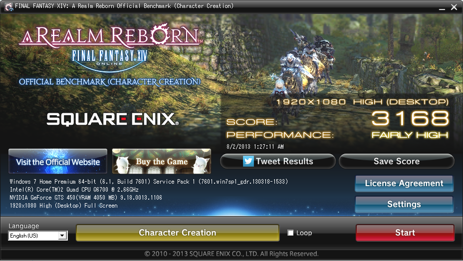 totien ffxiv looks better lv30 than voice hair choices rip lv20 gear creation character scores benchmark lv40 with