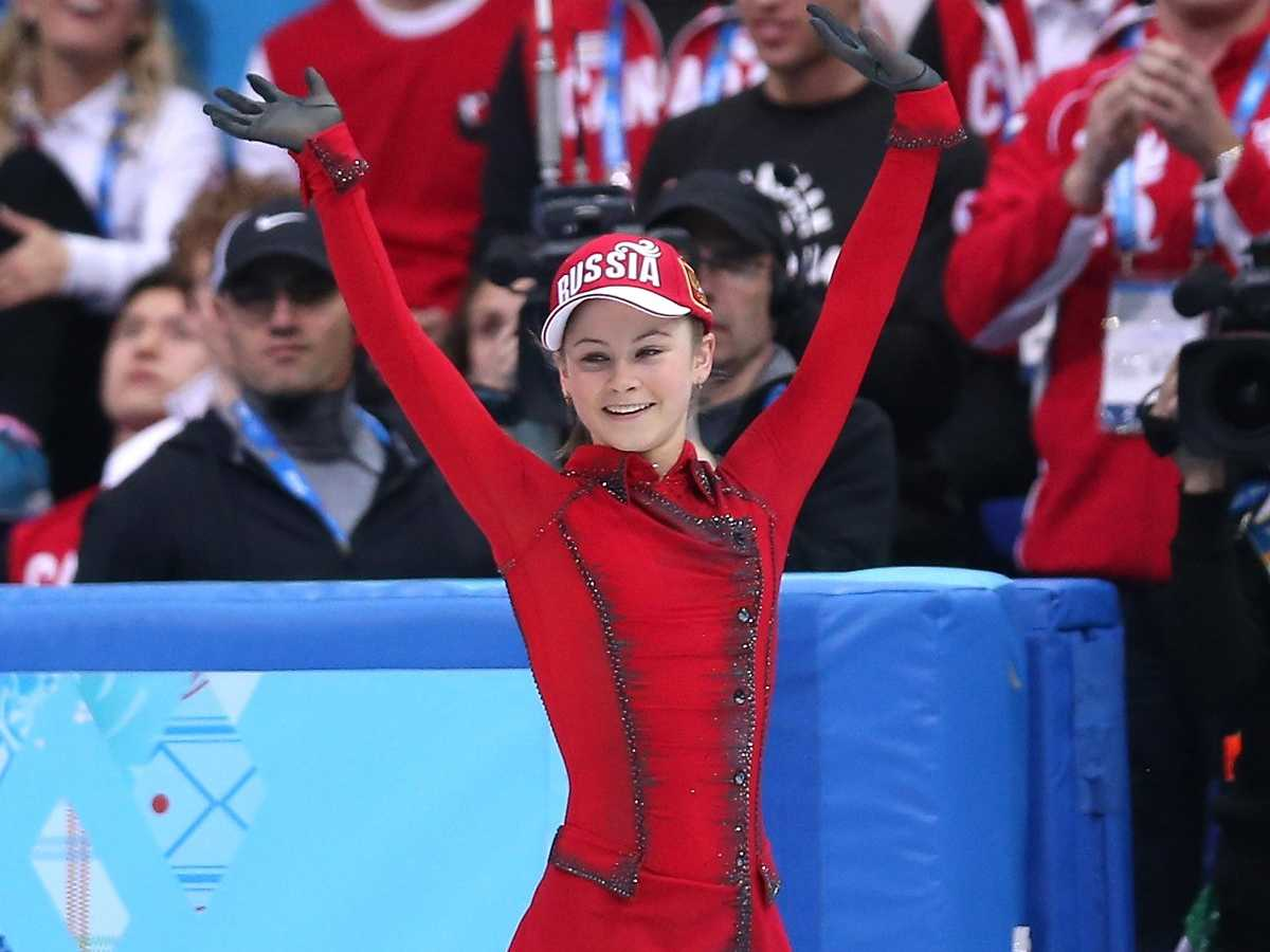 outlaw  reminded women that australian jenneke michelle hurdler theyre sochi olympics winter gays allowed though 2014