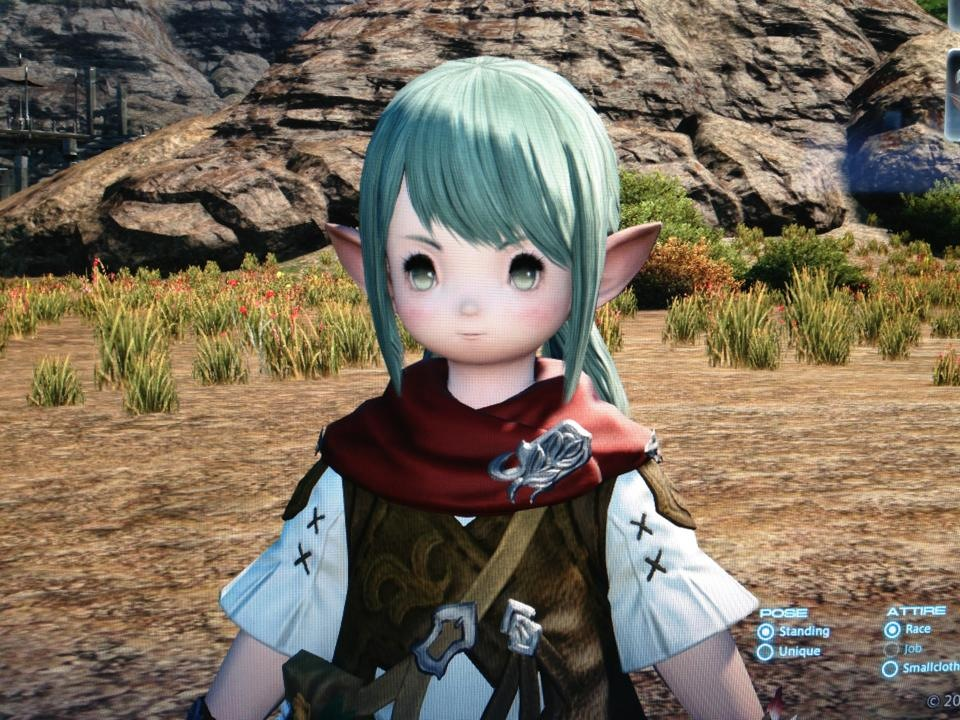 intense ffxiv this hair ffxi character like color what green more help pinkish look akin cause laughing stop cannot eyesmouth expression website official best here found also actually match recreating grown accustomed quite personally pictures your benchmark going heres style just char post slightly darker edit2 pinkredish