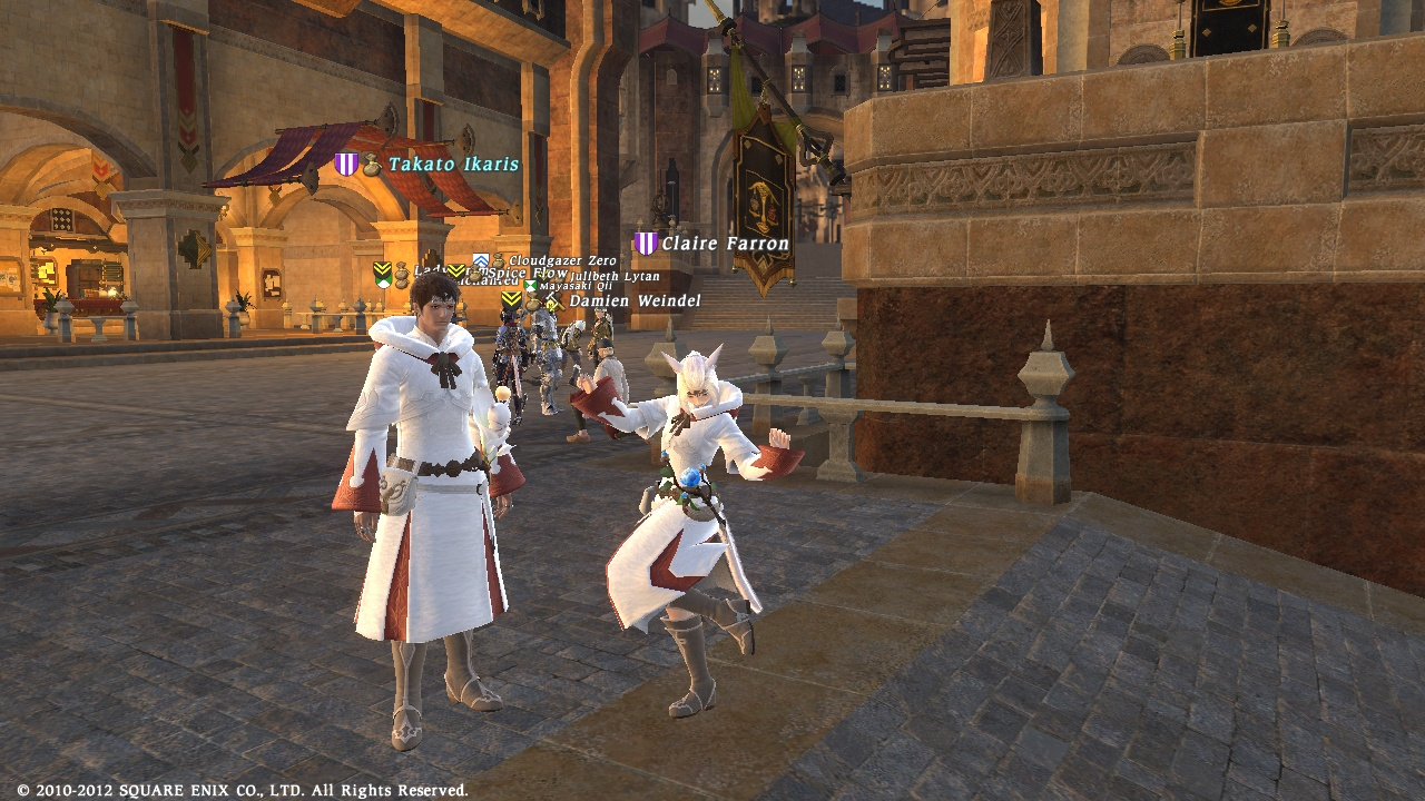 burningthought ffxiv with server people that made group haha wasnt just yeah didnt funny enemies exping sees destined forever period pitdominionvalley make also awkward when this moment someone thinking know current same merge think played rival comprised youre groups have would stay gonna mostly salvation from koshii once forget shell orange