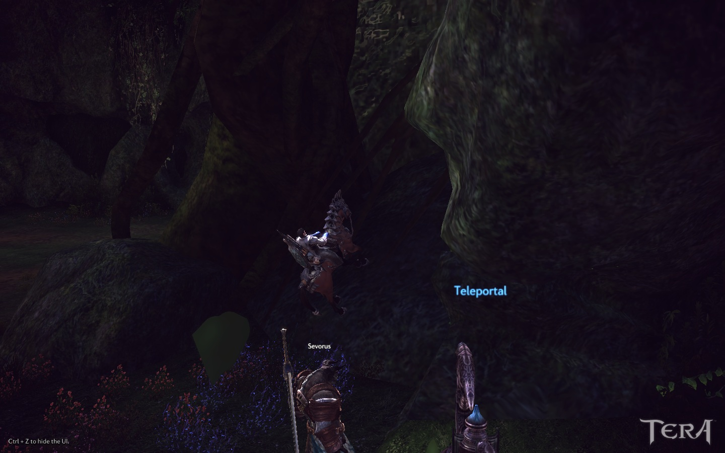 chrian games opening gameplay trailer experience preview online media removed heres tera