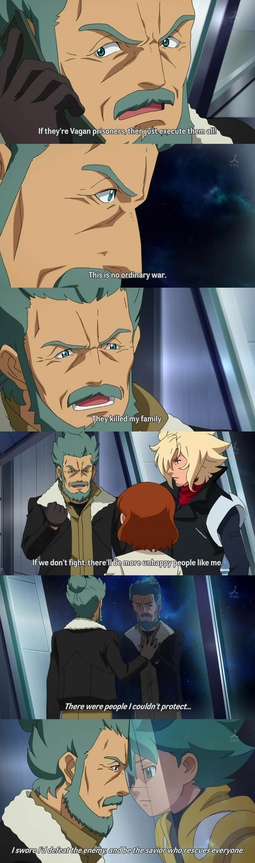 cleverness anime than alia series better first looks more china aged have much hated orphans iron-blooded discussion until reminded point which gundam