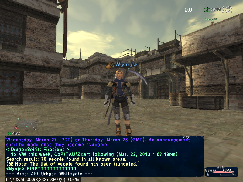 nynja ffxi reive this please post someone your fucking bayld fucked fuckin forums just lose guess questions here clipper 3272013 borked stuff crash