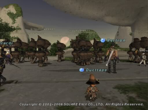 FFXI Nostalgia/Why did I ever stop playing!?/Let's all go