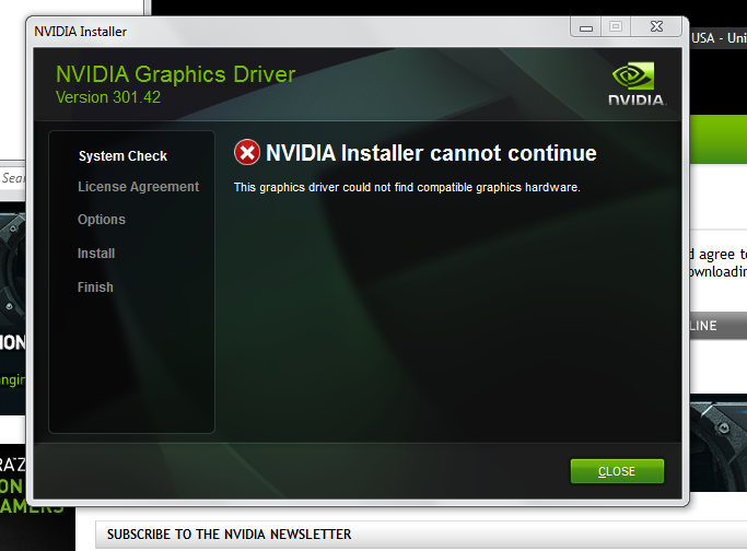 omnipotent tech cannot 610m have driver anyone ideas this only message running computer desperately needs without like shit ffxi notebook with u31s asus update nvidia geforce downloads download site nvidias install
