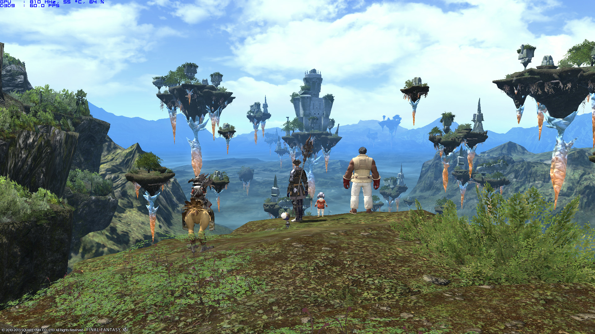 rowe ffxiv limsa through tonight well screenshots lifted phase beta
