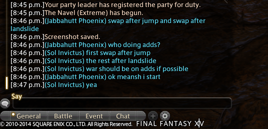 ksandra ffxiv thread move huge discussion random look forward complaint