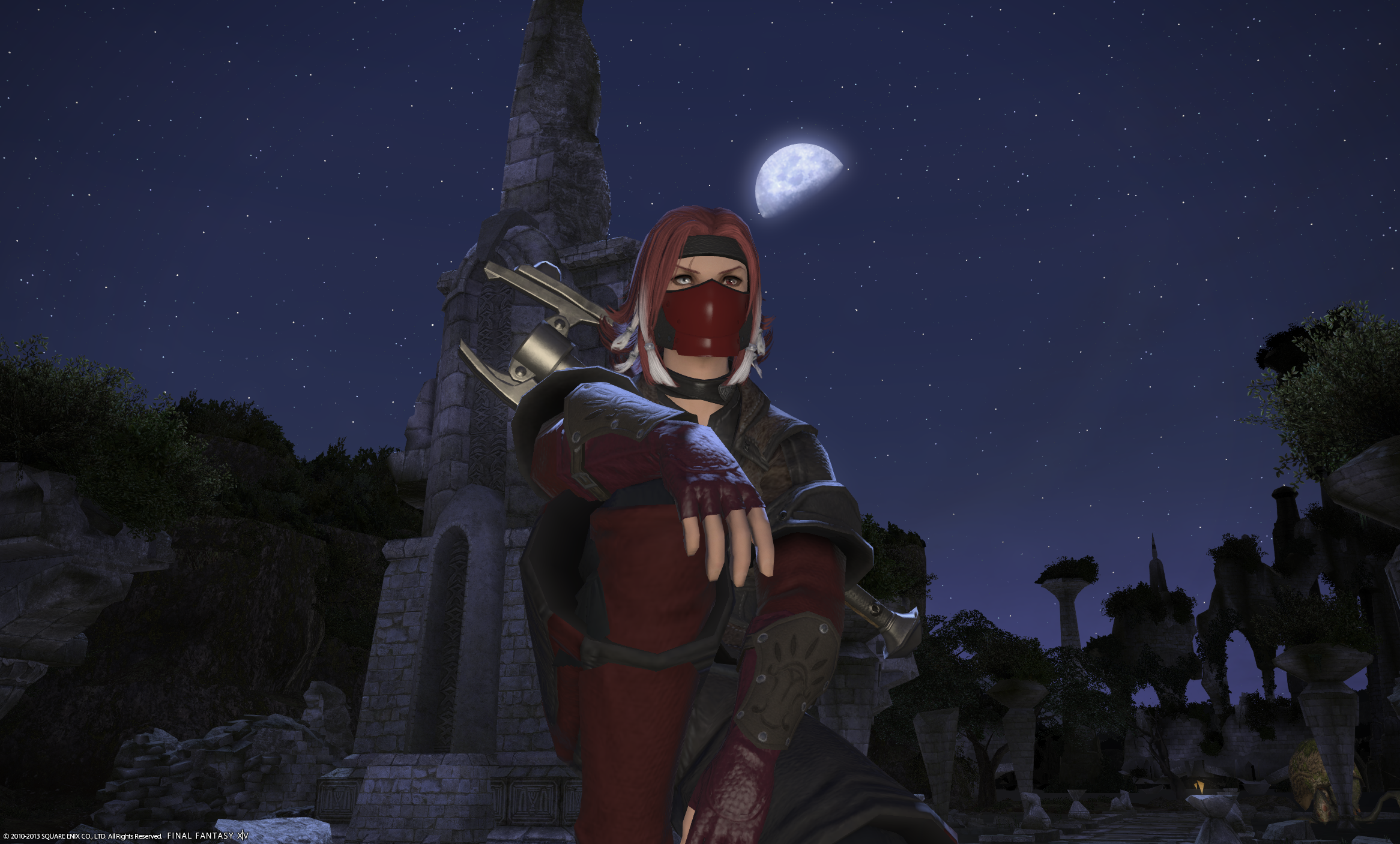 bluefan ffxiv scaling them hurts down bucket size file need bigger 1920 stupid reborn screenshot thread realm fantasy 1017 somewhat less with release final